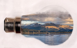 A Lightbulb Moment on the Holy Loch