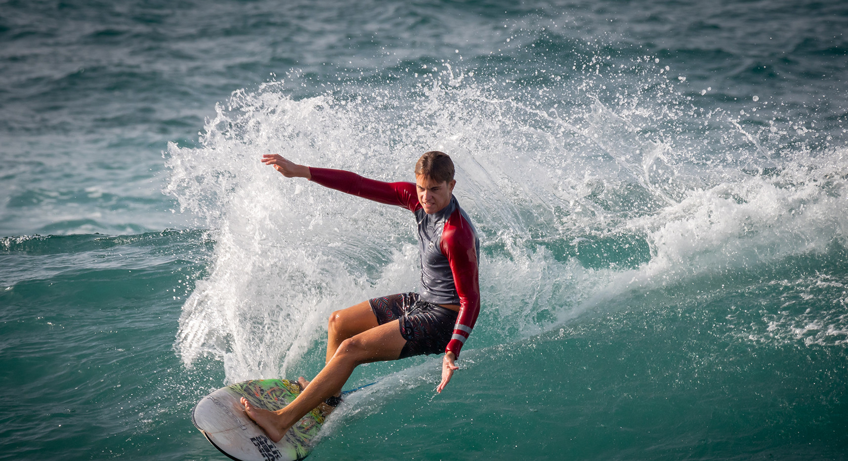 Surf's Up - Andrew Daw