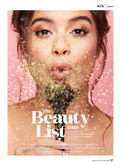 Chatelaine Beauty List 2018