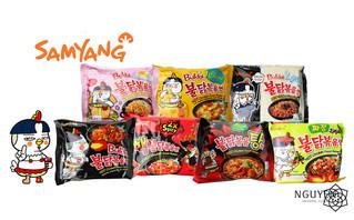 Instant noodles   Samyang
