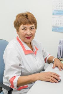 Истомина Галина Георгиевна