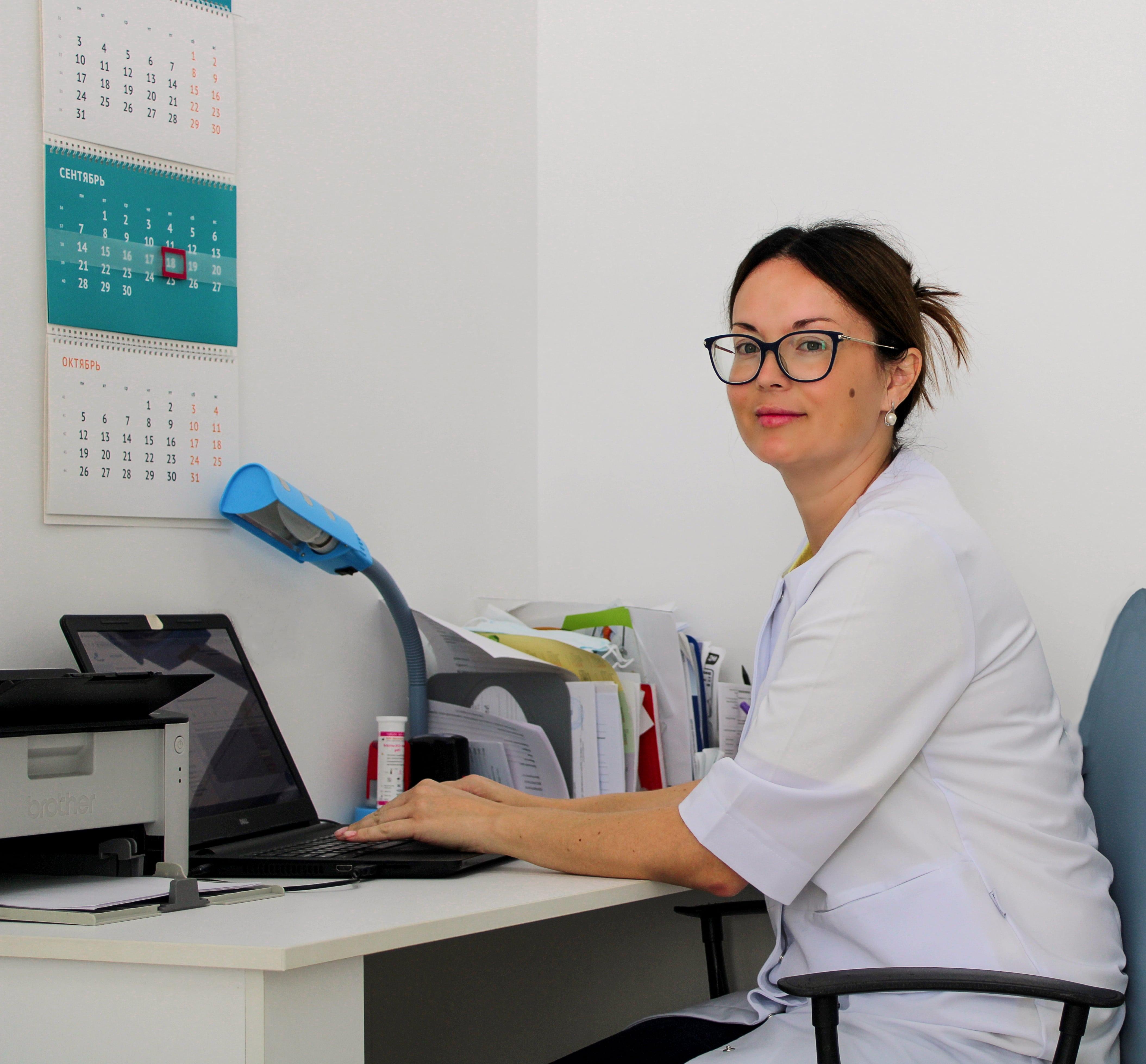 Шапарева Юлия Владимировна