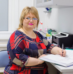 Хрусталева Юлия Александровна