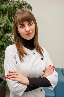 Лапкина Кристина Вениаминовна