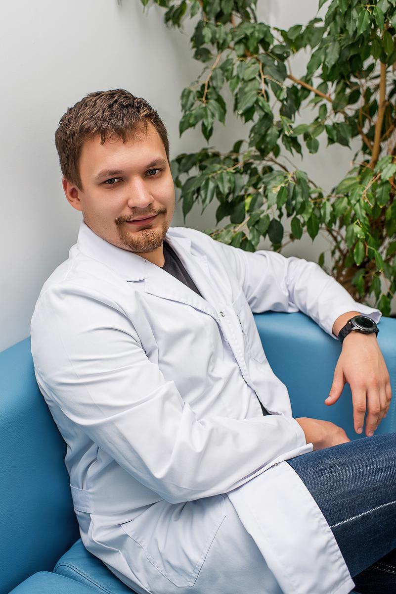 Крылов Андрей Андреевич