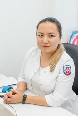 Амирова Атыргул Исланбековна