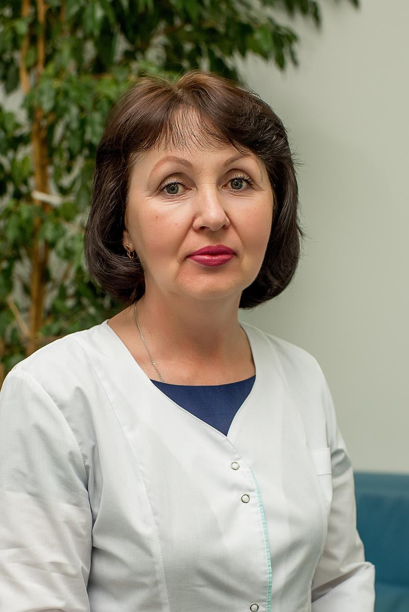Балабуха Оксана Николаевна