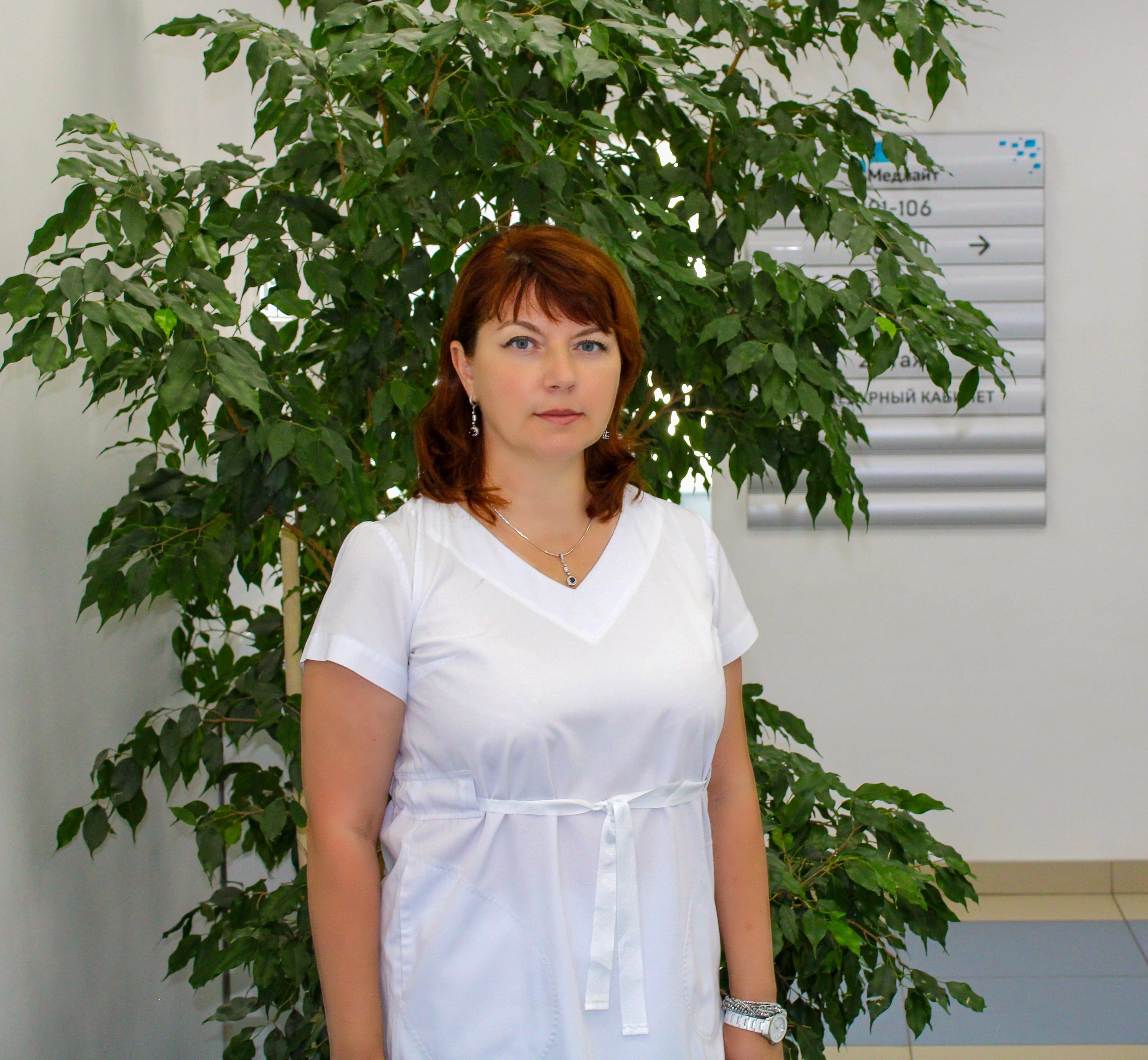 Цыпалина Инесса Ивановна