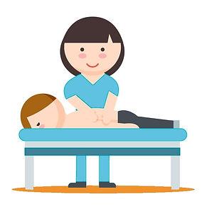 Детский массаж в Южно-Сахалинске Медлайт