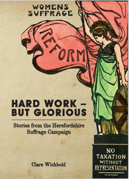 Hard Work But Glorious (book cover) by Clare Wichbold