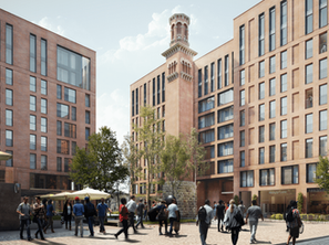 Richardson secures £57m from L & G for development of Tower Works BTR site