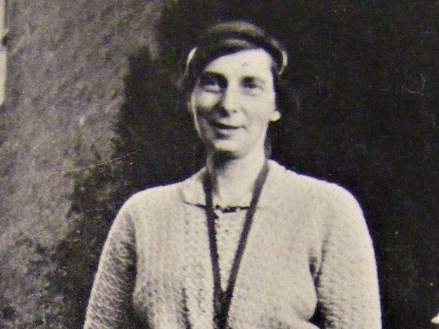 Constance Cooke (Courtesy of Herefordshire Archives & Records Centre)