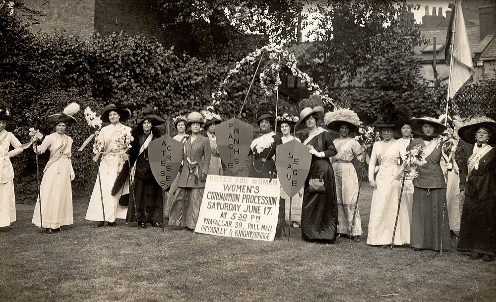 The Actresses Franchise League. Source: The Women's Library (LSE).