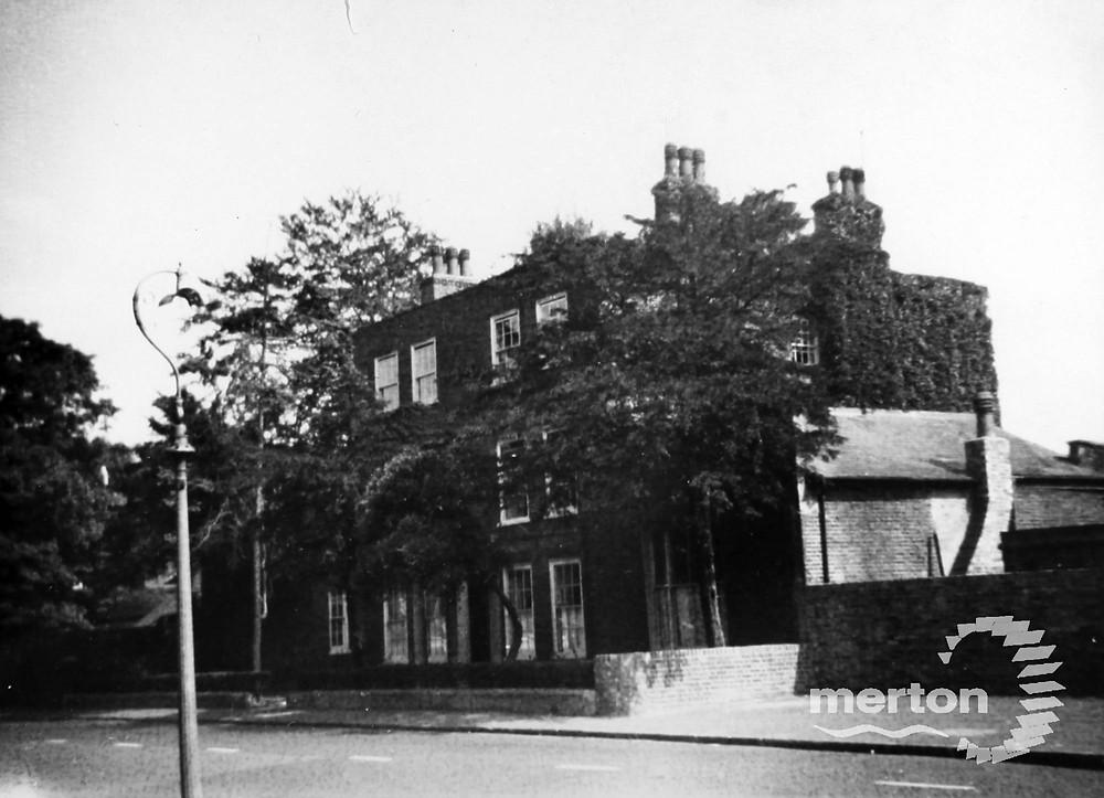 Dorset Hall (source: copyright London Borough of Merton)