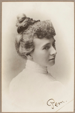 Emily Wilding Davison was one of many frequent suffragette visitors to Dorset Hall (source: The Women's Library, LSE)
