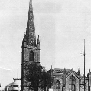 St Thomas' and St Luke's