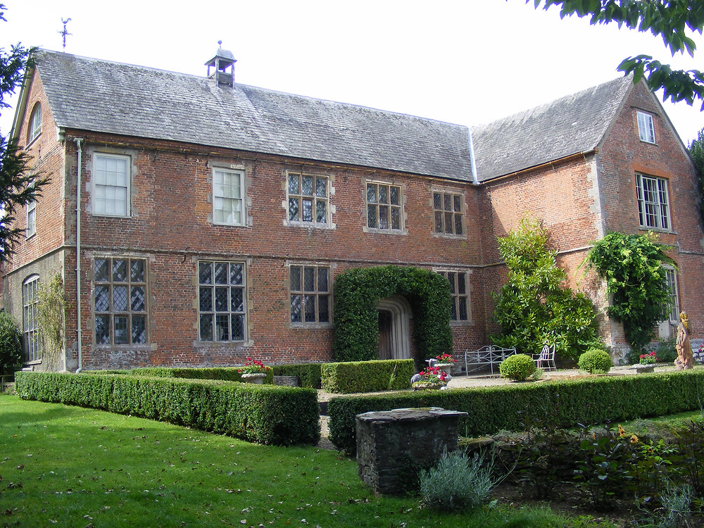 Hellens Manor (photo Clare Wichbold)