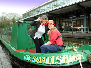 Richardson family donation paves the way for 500 children to enjoy a day on the canals