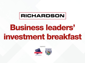 Watch again – Business leaders' investment breakfast event