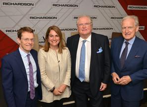 Richardson business breakfast draws leading business figures