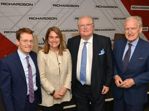 Richardson business breakfast draws leading business figures