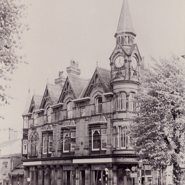 The Crown c1897