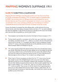 MWS Guide to Submitting a Campaigner - M