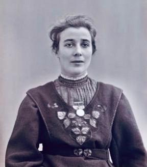 Rose Lamartine Yates, circa 1909 (source: