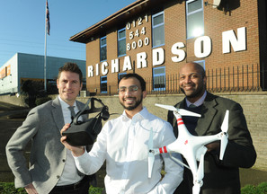 Wolverhampton student scoops Richardson family bursary prize