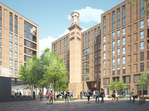 Leeds approves Tower Works Buy To Rent (BTR) scheme