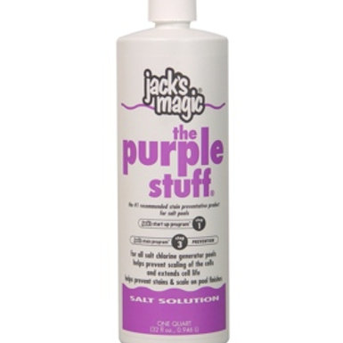 Jack's Magic Purple Stuff