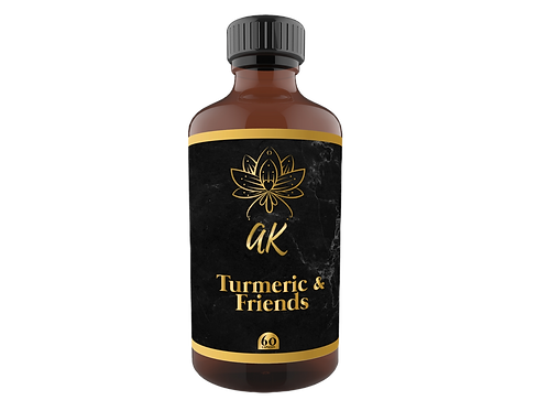 Turmeric & Friends