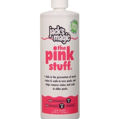 Jack's Magic Pink Stuff-
