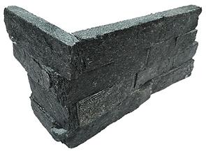 Black Quartzite Ledger Stone