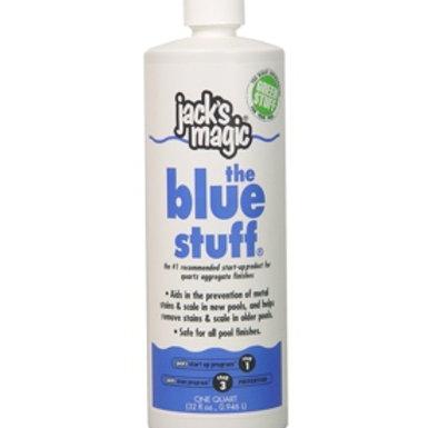 Jack's Magic Blue Stuff -Metal Solution Too