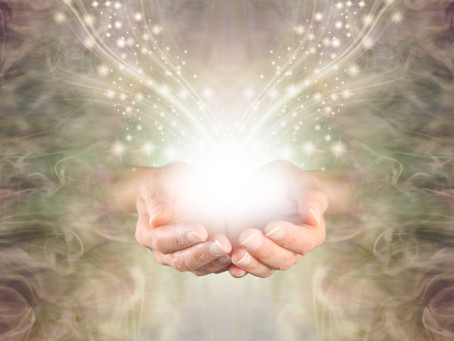 The Power of Angel's Touch: Learn more about how Reiki can change your life.