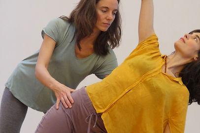 l'atelier yoga cours particuliers