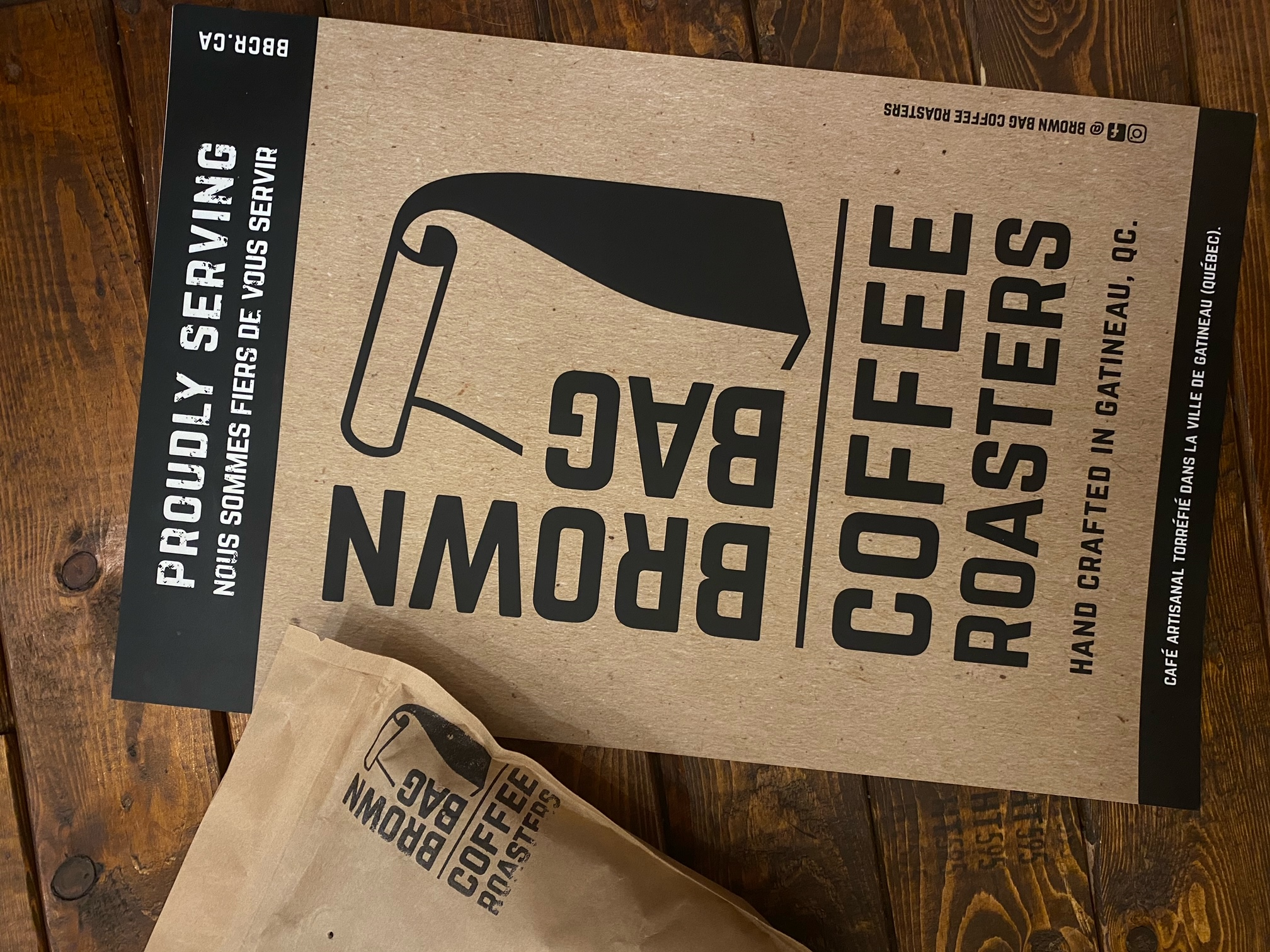 Coffee Roasters by Brown Bag Coffee