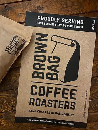 Brown Bag Coffee Roasters