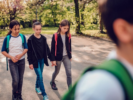 Are you or your kids anxious about going back to school this year?