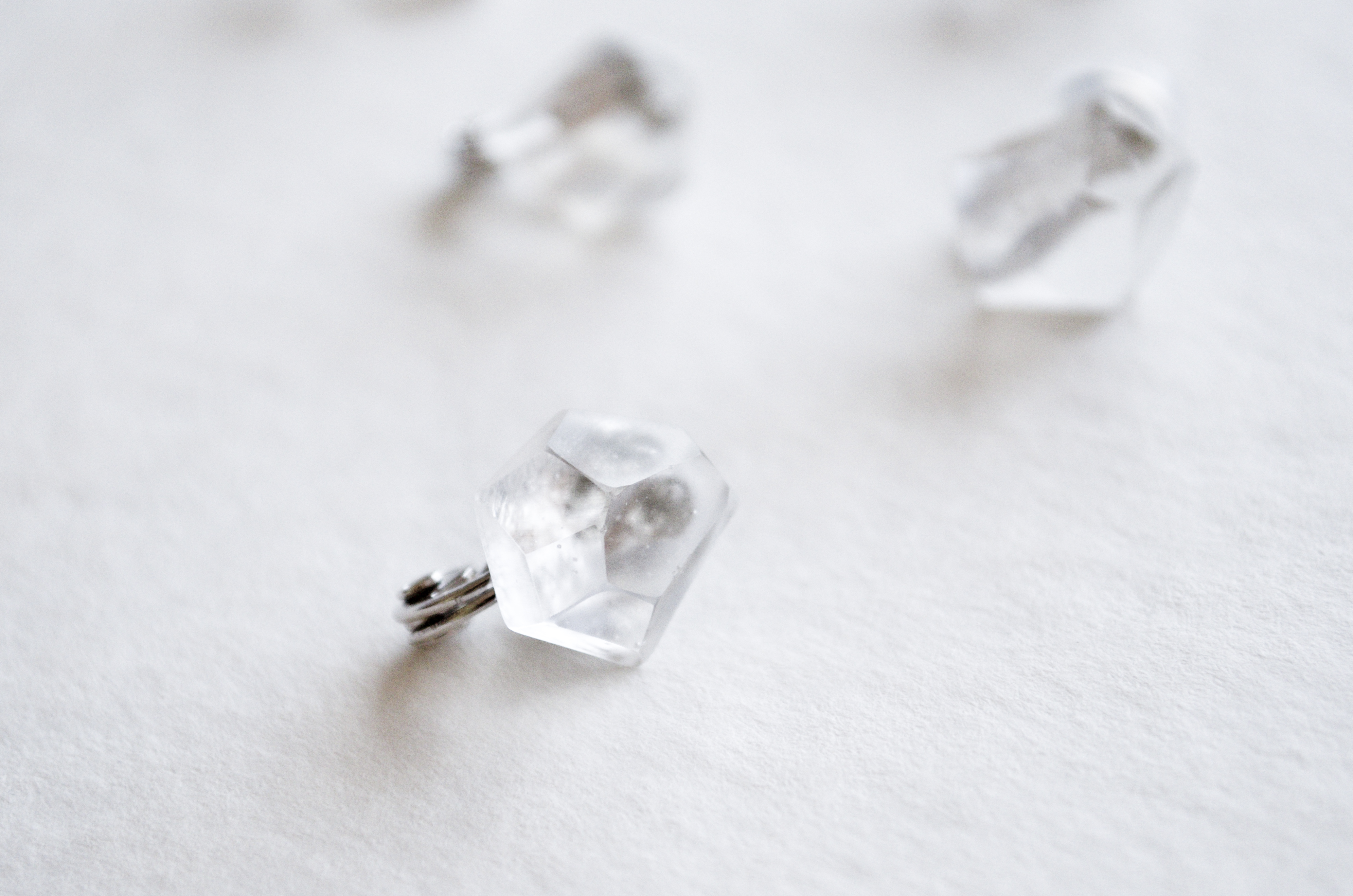 ice earrings