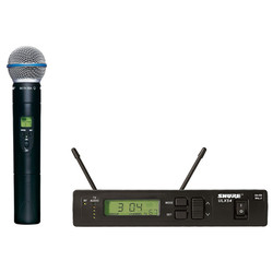 Shure_ULX-S_with_beta_58