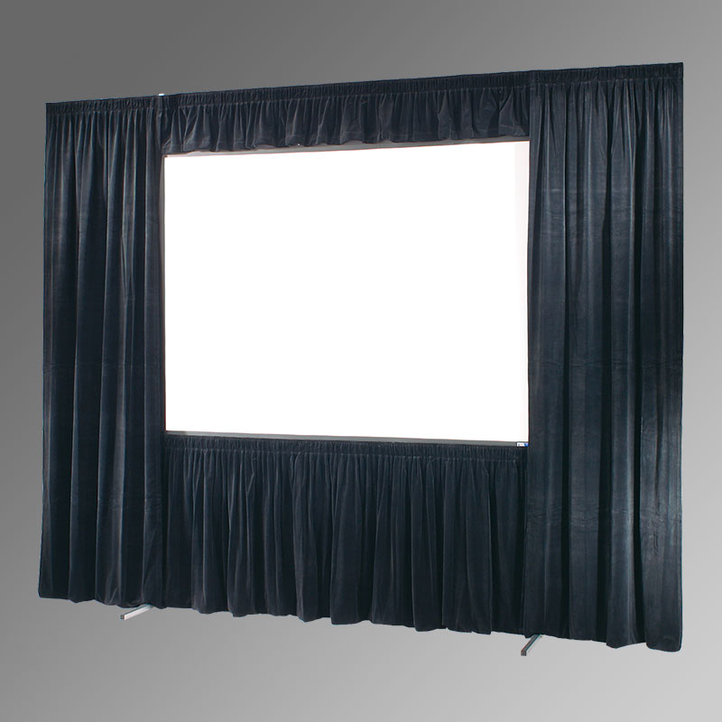 Da-lite_rear_and front_projection_screen