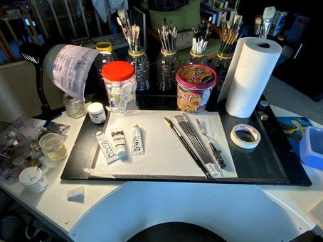 The Artist's Studio - Part II