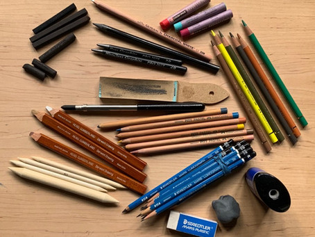 Drawing I - What's Inside Your Drawing Toolbox?