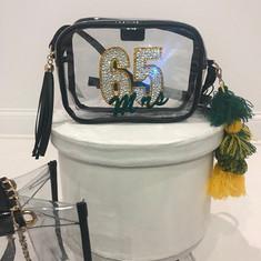 Mrs. 65 See-Thru Bag