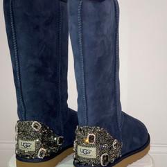 Jewel Heel Ugg Boots