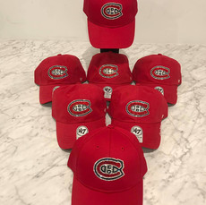 M Canadiens Swarovski Hats