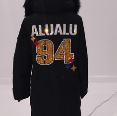 Alualu Custom Team Parka Jacket
