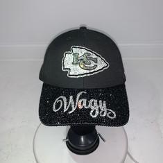 Wagy Custom Navy Cap